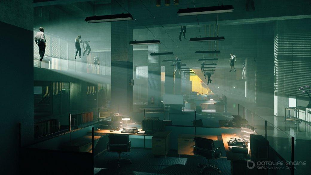 Скриншот к игре Control (v.1.09) (2019) скачать торрент RePack