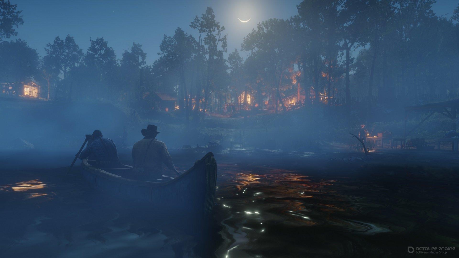 Скриншот к игре Red Dead Redemption 2: Ultimate Edition (v1.0.1207.58.1) (2019) скачать торрент Лицензия