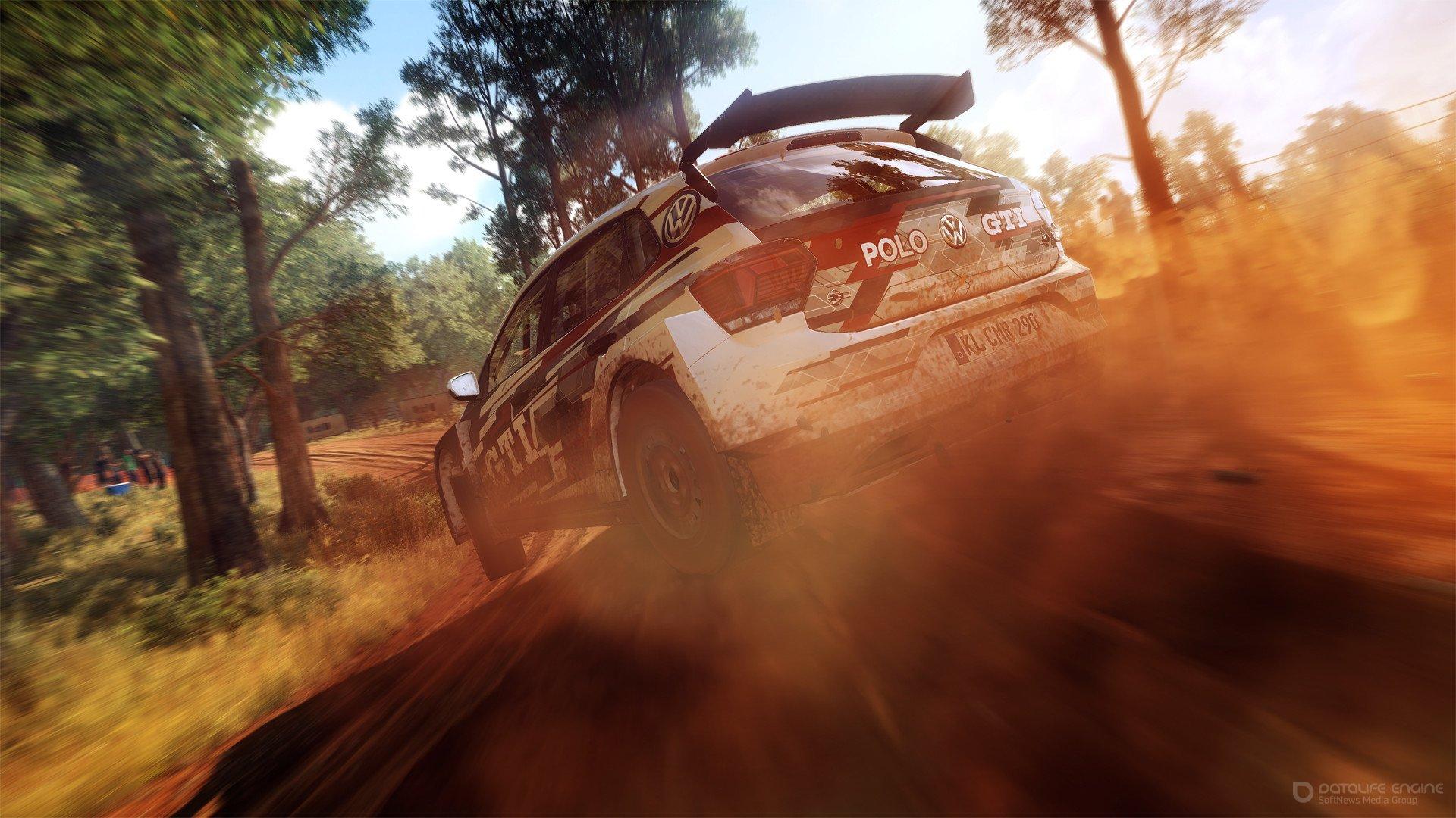 Скриншот к игре DiRT Rally 2.0 - Game of the Year Edition [v. 1.13.0+DLC] (2019) скачать торрент RePack