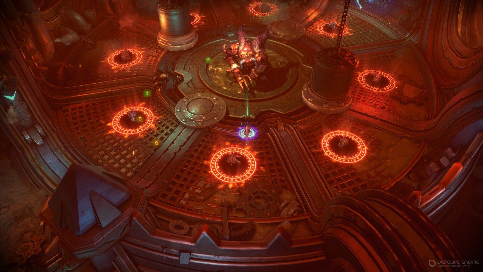 Скриншот к игре Darksiders Genesis [1.04 (36978)] (2019) скачать торрент RePack