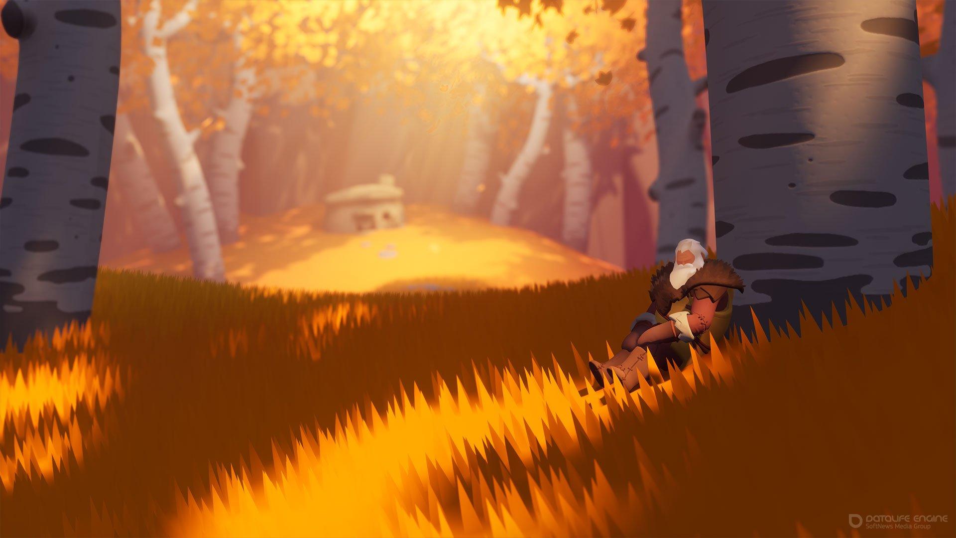 Скриншот к игре Arise: A Simple Story (2019) скачать торрент RePack от xatab