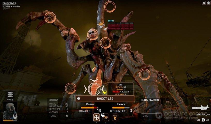 Скриншот к игре Phoenix Point - Ultra Edition [1.0.55275 ] (2019) скачать торрент RePack
