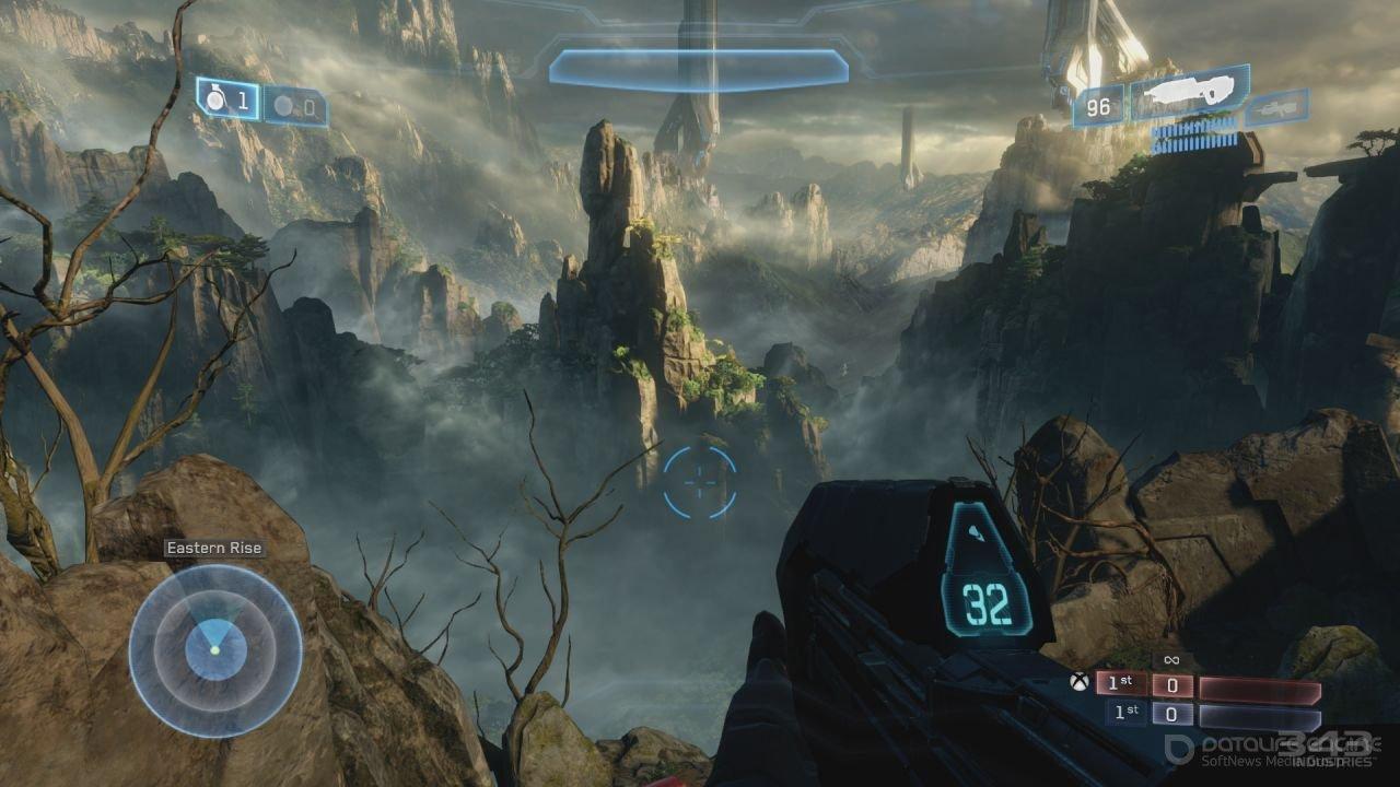 Скриншот к игре Halo: The Master Chief Collection (3-в-1) [CODEX] (2019-2020) скачать торрент Лицензия