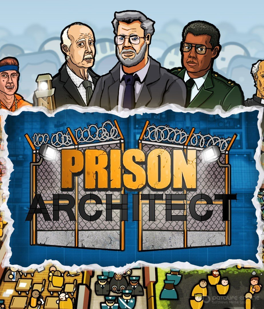 Prison Architect (the sneezer 1.02 + 1 DLC) [GOG] (2015)