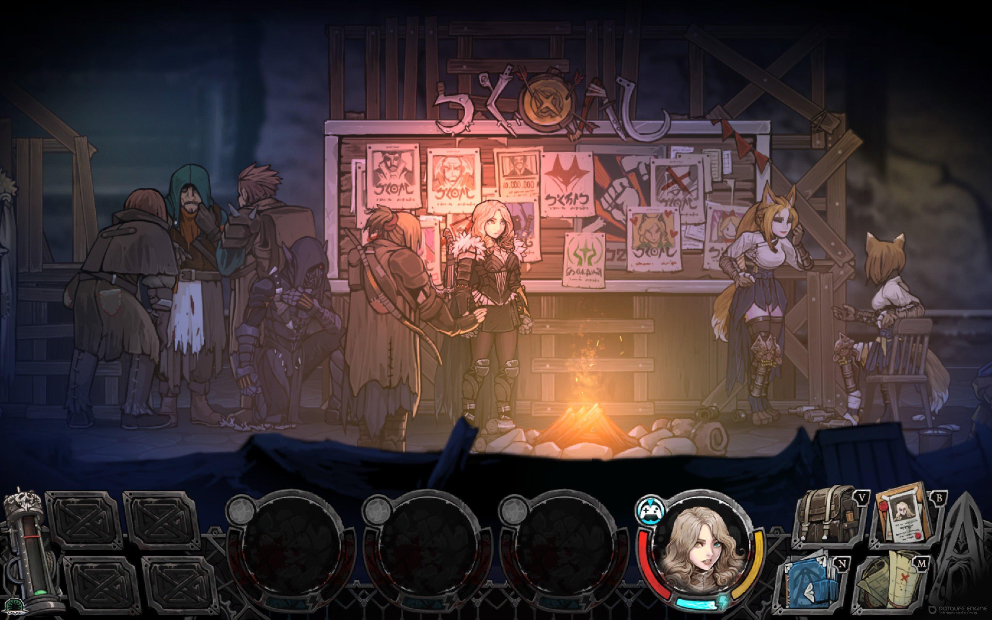 Скриншот к игре Vambrace: Cold Soul v.1.11 [GOG] (2019) скачать торрент Лицензия