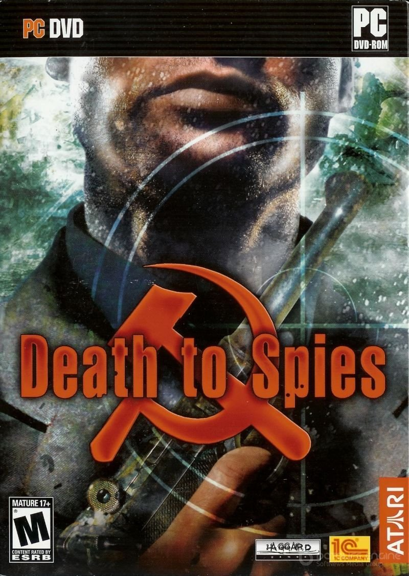 Смерть шпионам (Death to Spies)