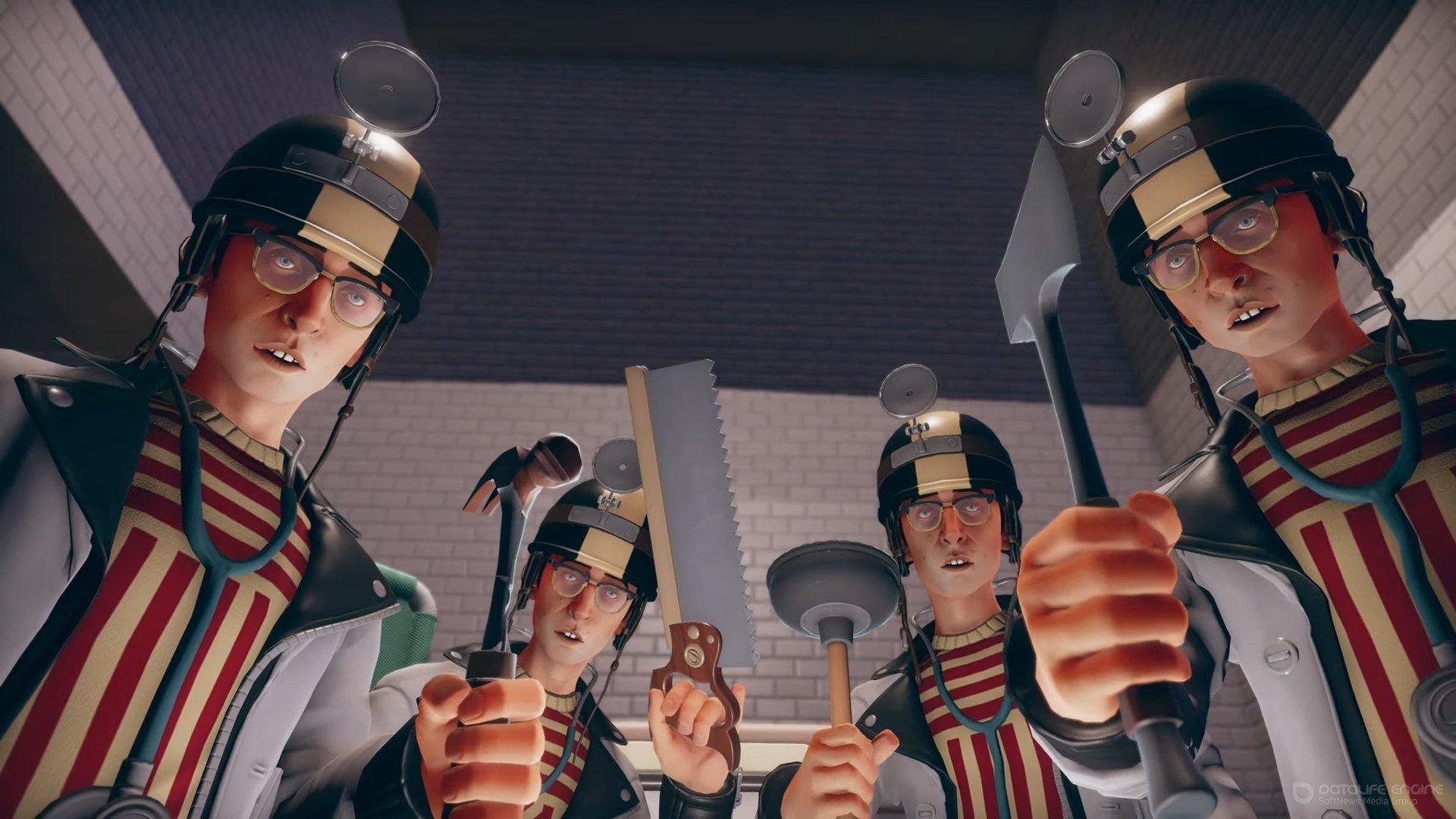 Скриншот к игре Surgeon Simulator 2