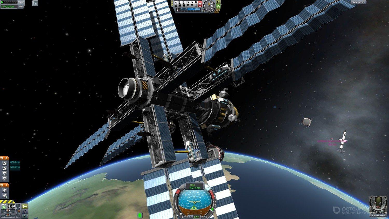 Скриншот к игре Kerbal Space Program [v 1.9.1.02788 (36306) + DLC] (2017) скачать торрент RePack