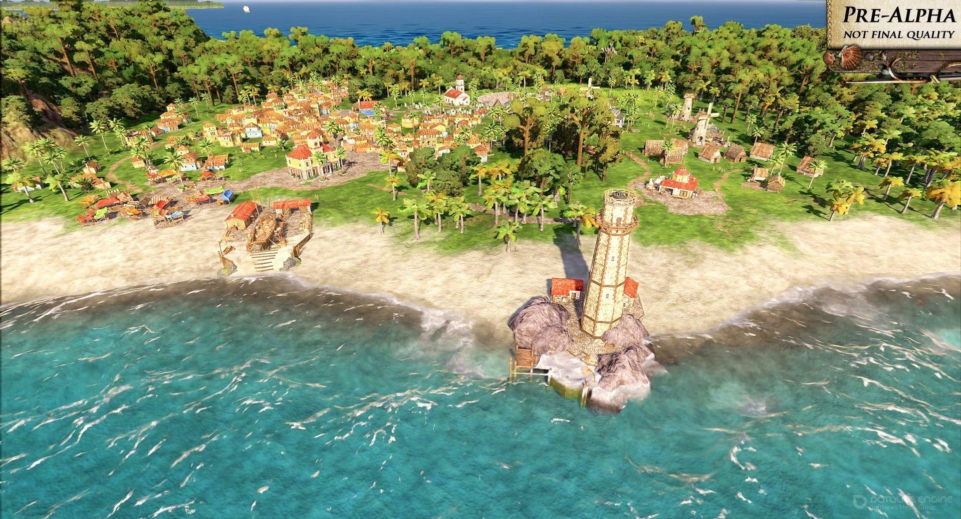 Скриншот к игре Port Royale 4