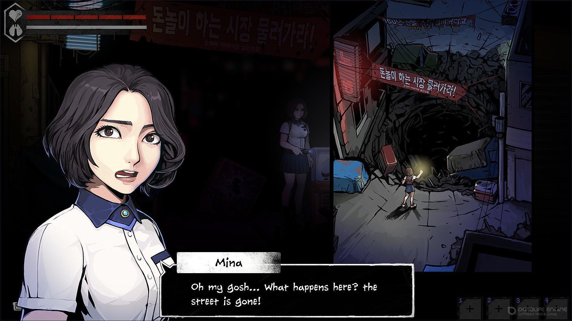 Скриншот к игре The Coma 2: Vicious Sisters v.1.0.6 [GOG] (2020) скачать торрент Лицензия