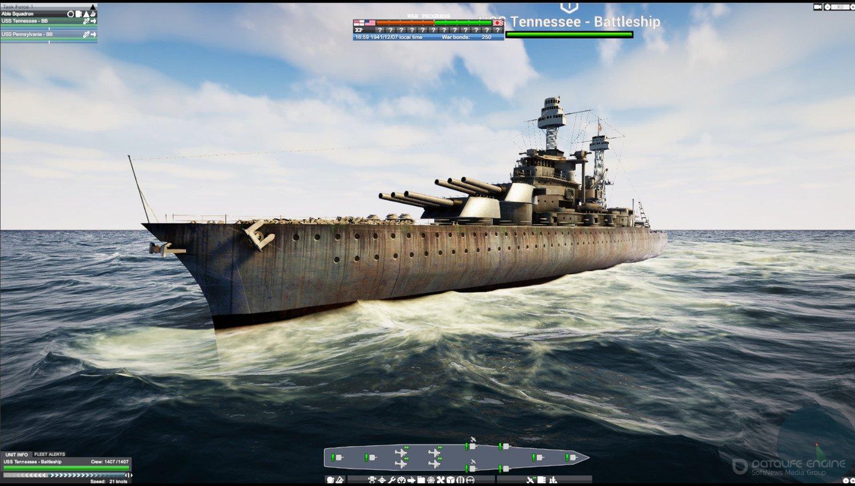 Скриншот к игре Victory At Sea Pacific [v 1.7.0 (36039) ] (2018) скачать торрент RePack