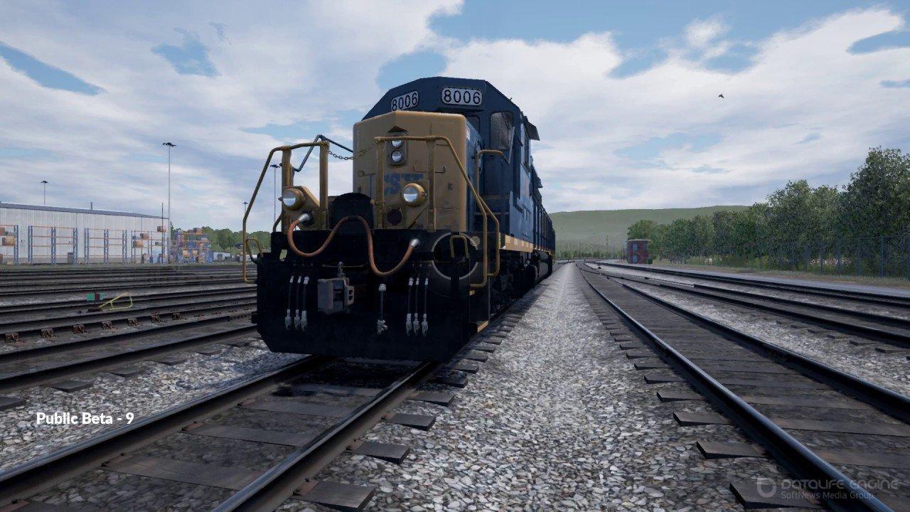 Скриншот к игре Train Sim World: 2020 Edition [v 1.0 build 550 + DLCs] (2018) скачать торрент RePack