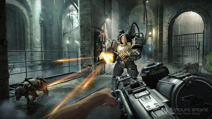 Скриншот к игре Wolfenstein: The Old Blood [1.0 (35938)] (2015) скачать торрент RePack