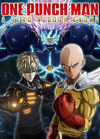 One Punch Man: A Hero Nobody Knows [CODEX]