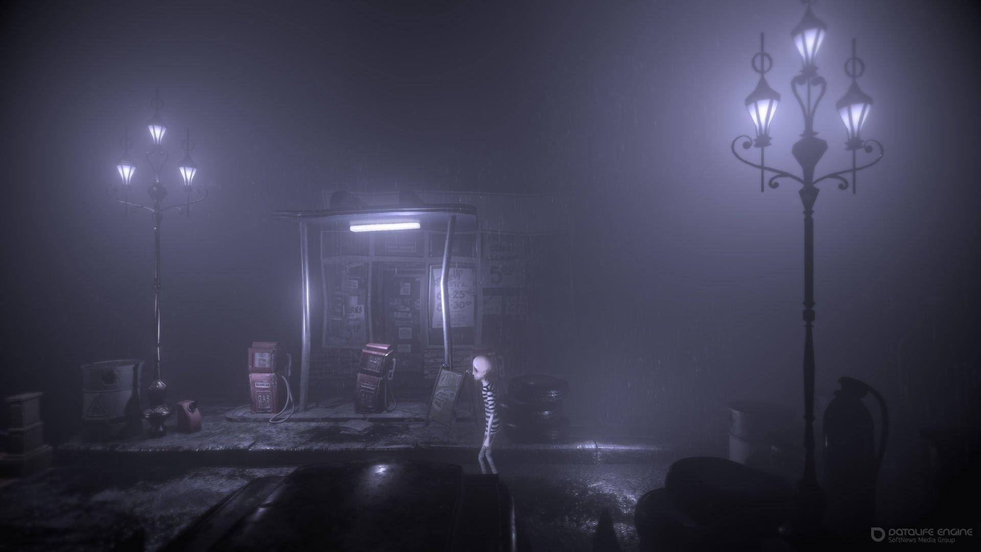 Скриншот к игре DARQ v.1.2.2 [GOG] (2019) скачать торрент Лицензия