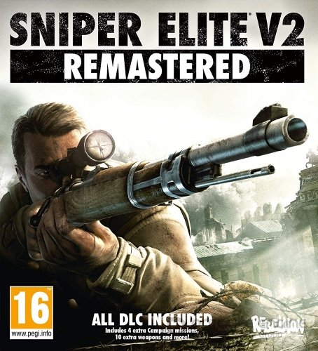 Sniper Elite V2 Remastered [v. svn 2797 pf 85690 (32172)]