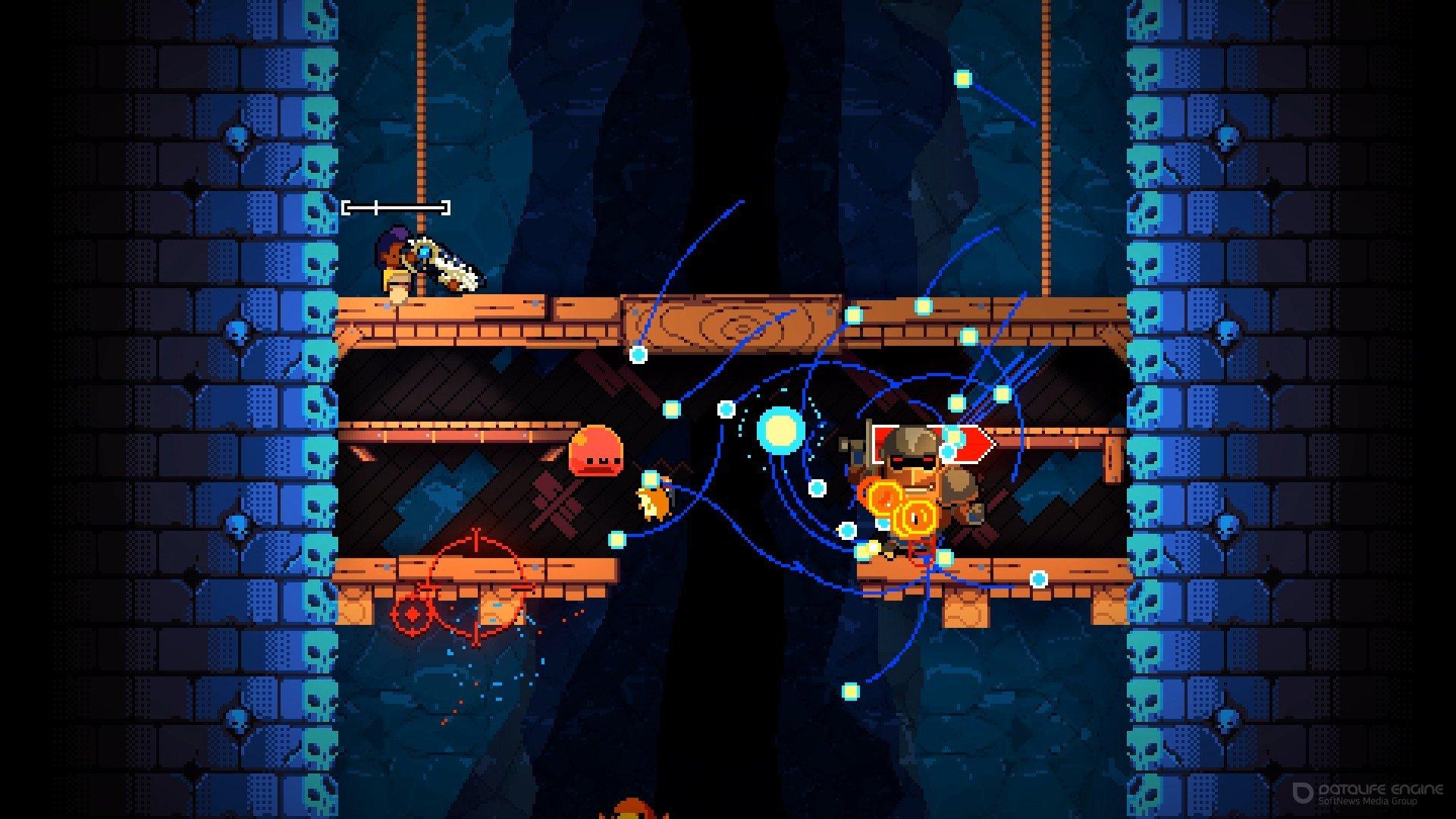 Скриншот к игре Exit the Gungeon v.2.0.6 [GOG] (2020) скачать торрент Лицензия