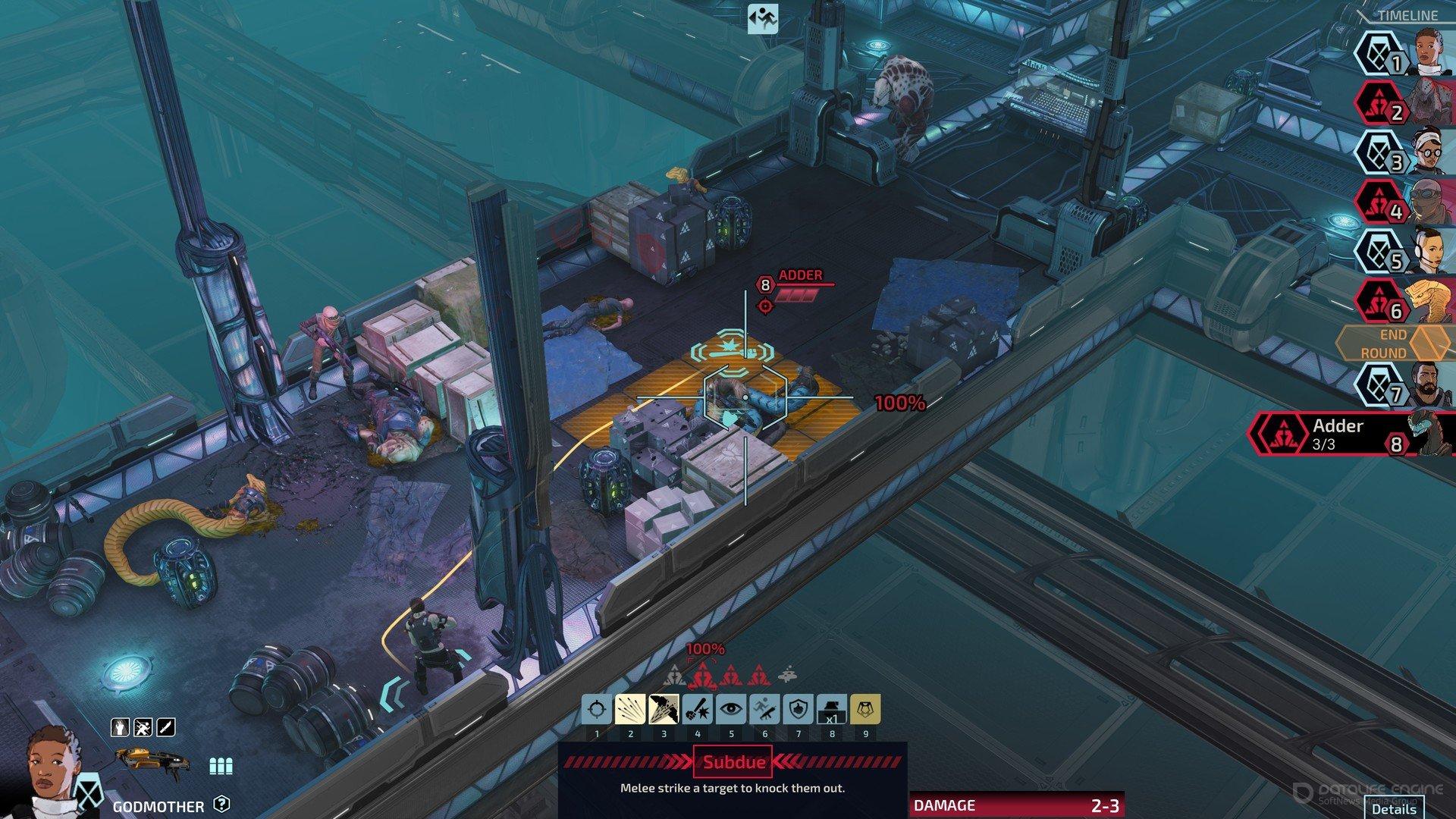 Скриншот к игре XCOM: Chimera Squad [v. 1.0.0.46049] (2020) скачать торрент RePack