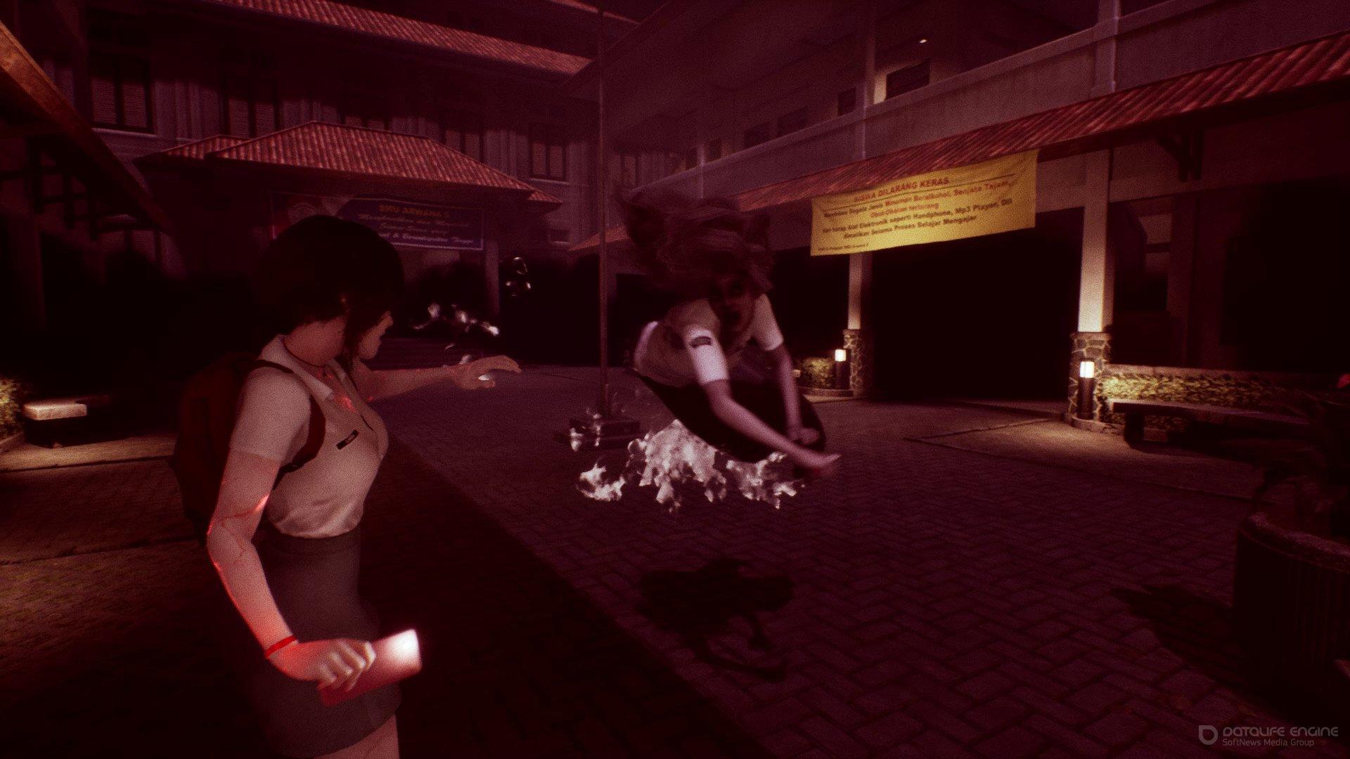 Скриншот к игре DreadOut 2 [v.1.1.3] (2020) скачать торрент RePack