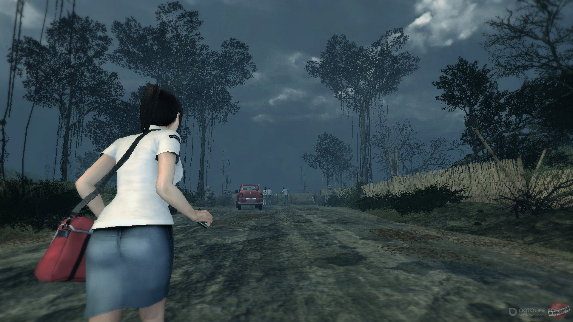Скриншот к игре DreadOut v.2.2.18 [GOG] (2014) скачать торрент Лицензия