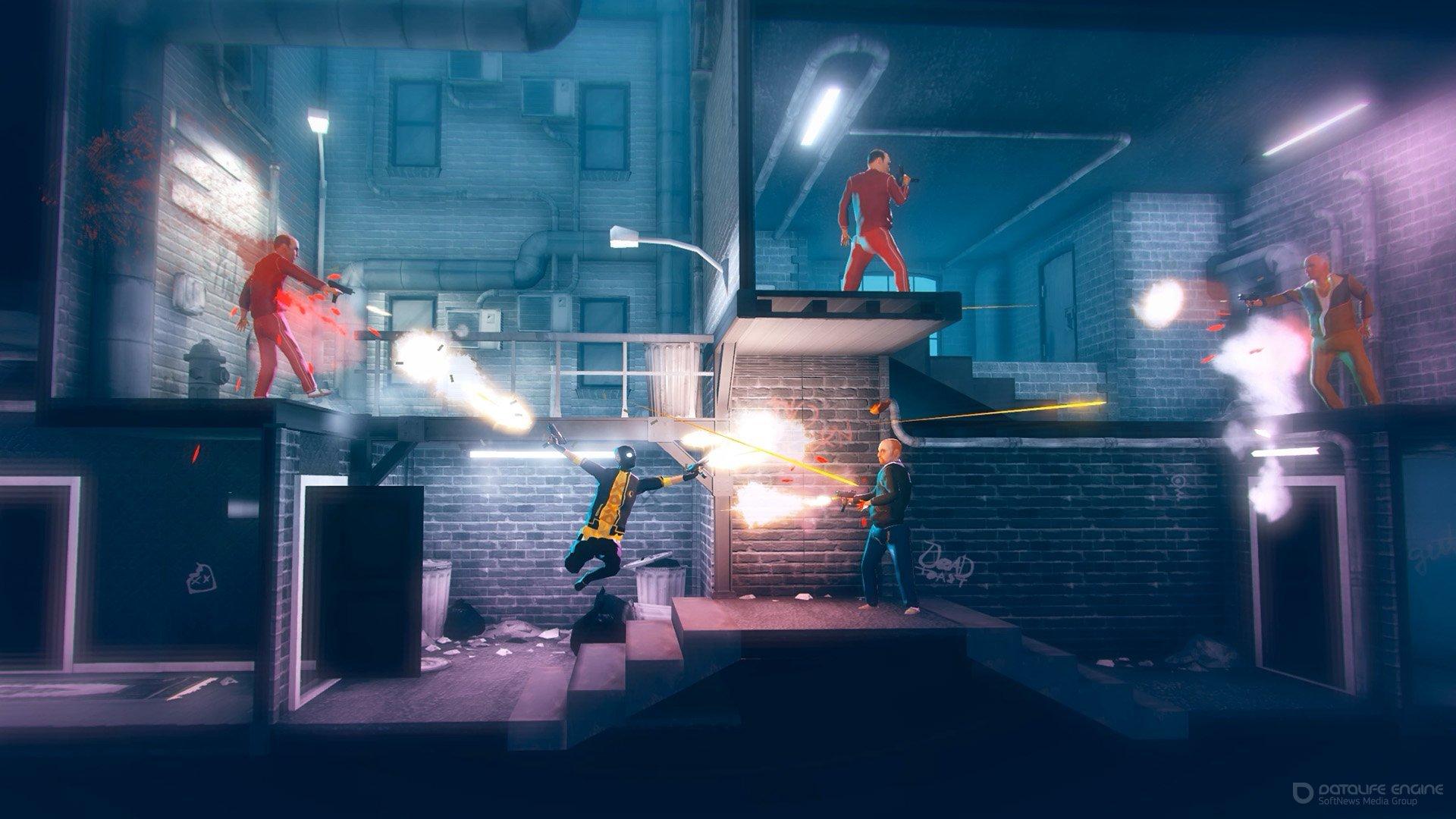 Скриншот к игре My Friend Pedro v.1.03 [GOG] (2019) скачать торрент Лицензия