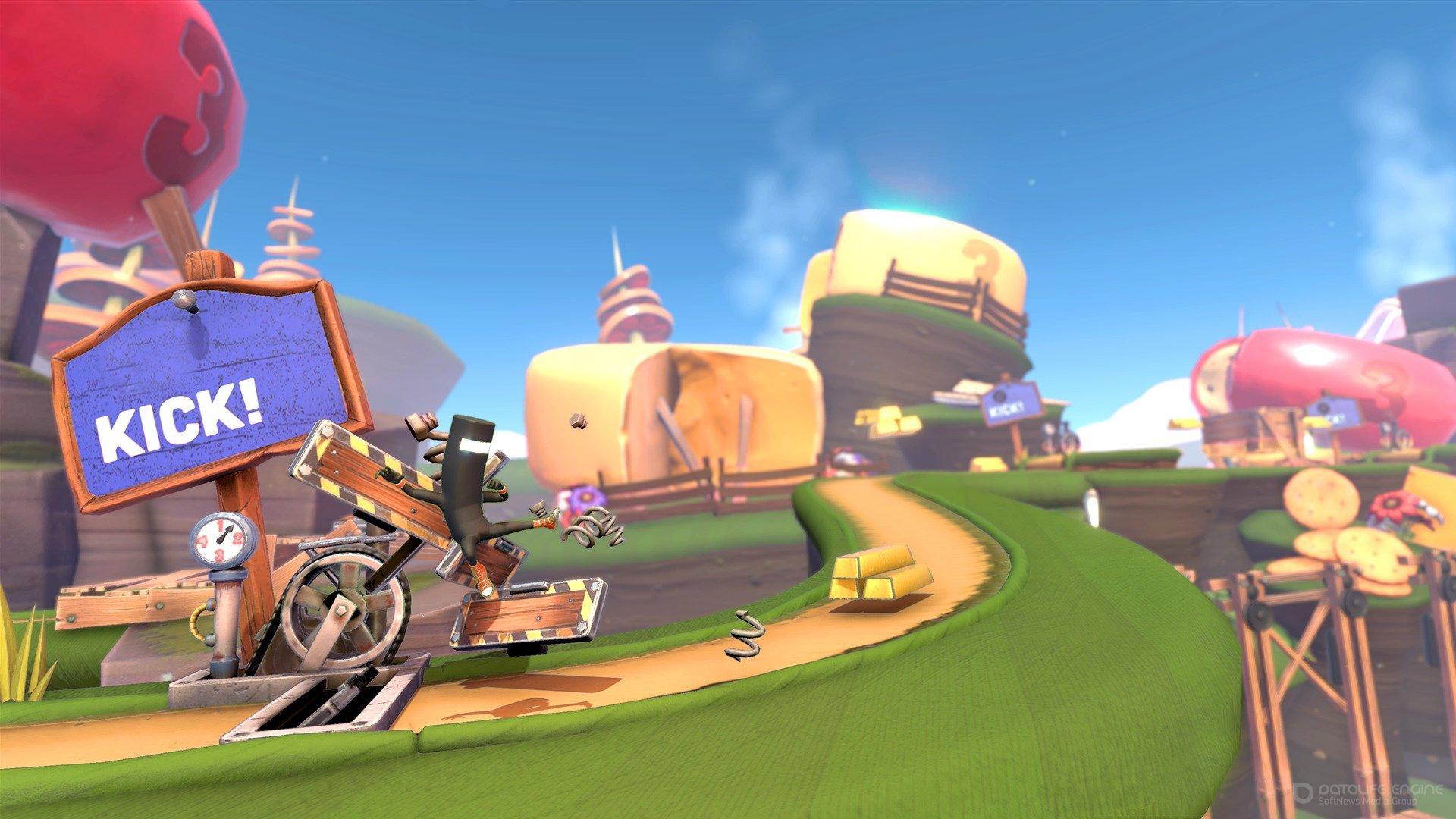Скриншот к игре Runner3 (2018) скачать торрент Лицензия