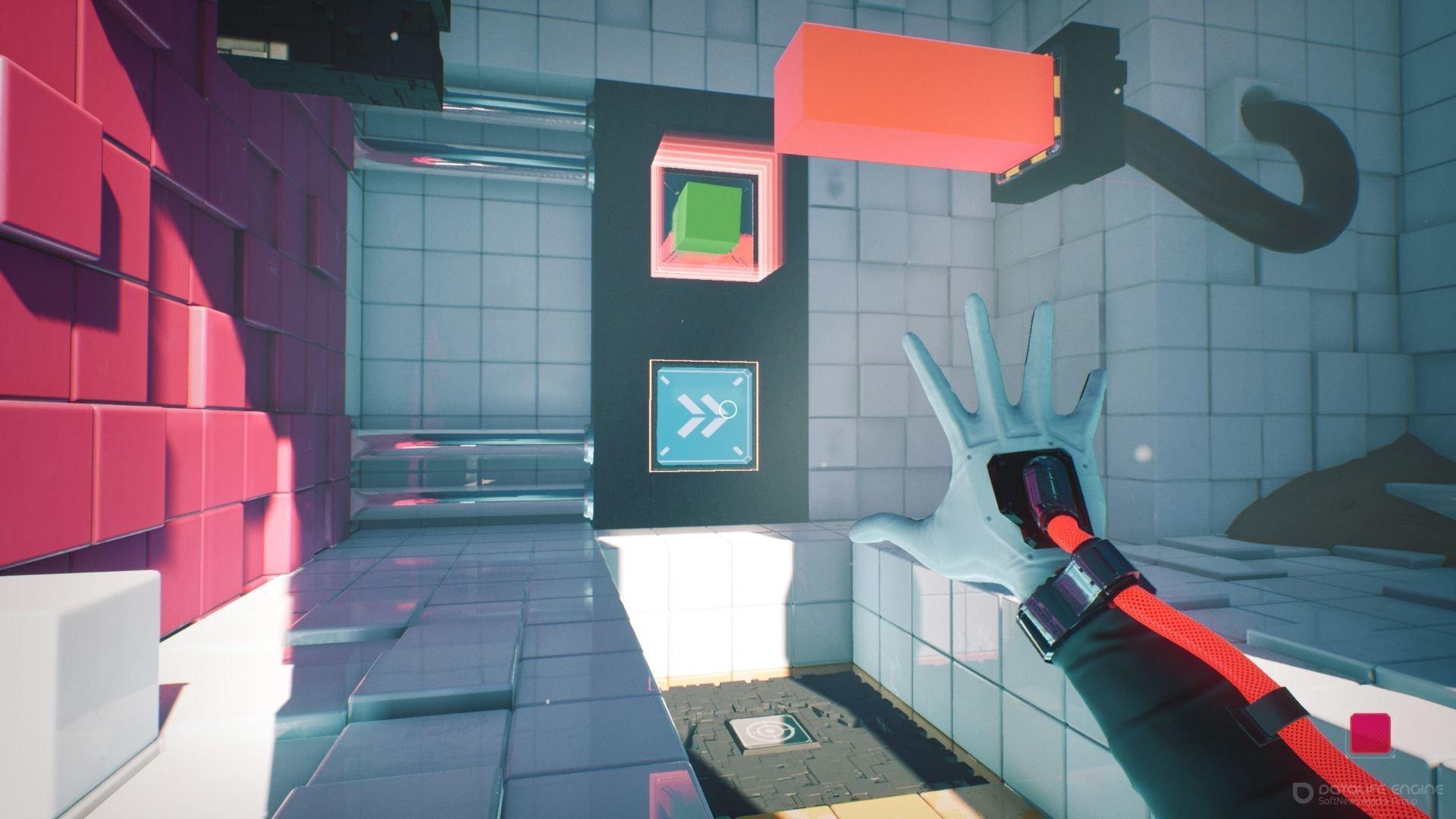 Скриншот к игре Q.U.B.E. 2 v.1.8 [GOG] (2018) скачать торрент Лицензия