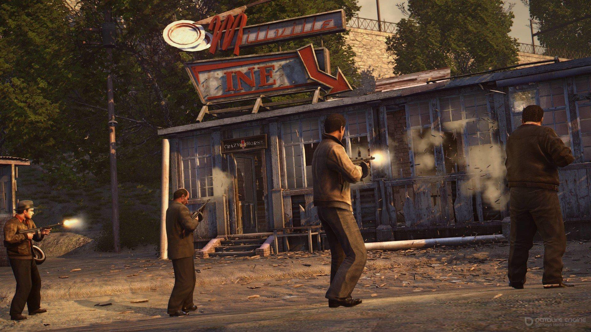 Скриншот к игре Mafia II: Definitive Edition (2020) скачать торрент RePack