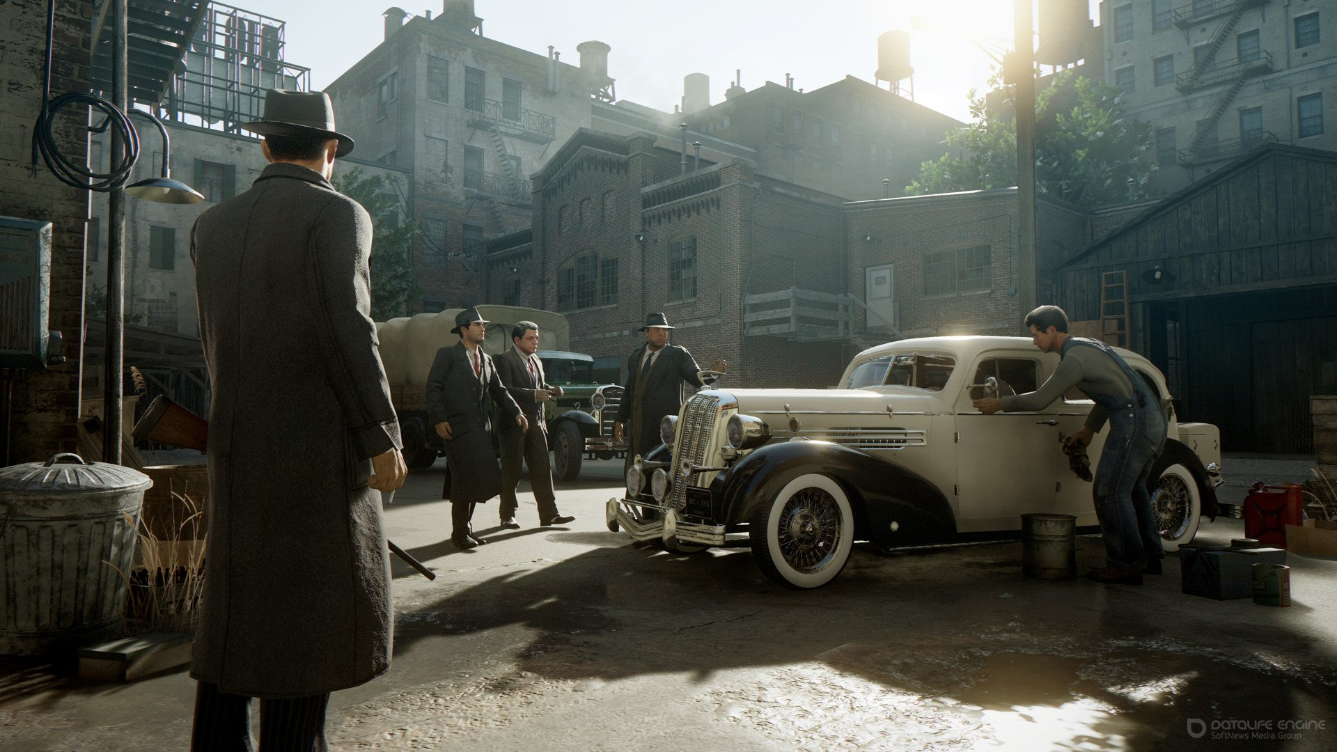 Скриншот к игре Mafia Definitive Edition